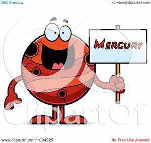Planet Mercury Clipart - Clipart Kid