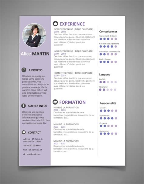 The Best Resume Templates For 2016  2017 (word) Stagepfe