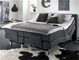 Elektrisch Verstellbares Bett : elektro boxspringbetten mit elektrischer verstellung ~ Whattoseeinmadrid.com Haus und Dekorationen