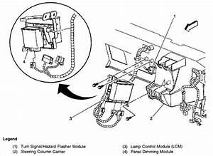 Wiring Diagram For 2004 Buick Park Ave