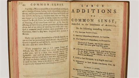 """Thomas Paine's """"common Sense"""" Youtube"""