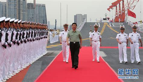 习近平引领人民军队开启了强军兴军新的伟大征程(第三十七页) - 看点 - 华声在线