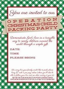 Operation christmas child Children and Christmas on Pinterest