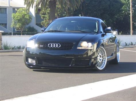 2001 Audi Tt Specs by Honpowered 2001 Audi Tt Specs Photos Modification Info
