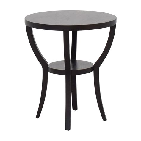 mahogany end tables for 85 west elm west elm mahogany side table tables 9107