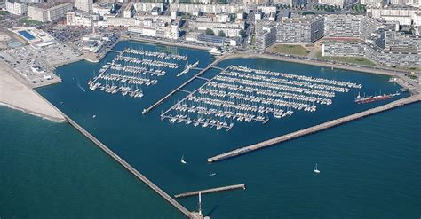 port deauville port 14 informations maritimes