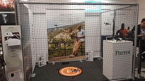 deleage  taffinity  create  modular drone cage  parrot