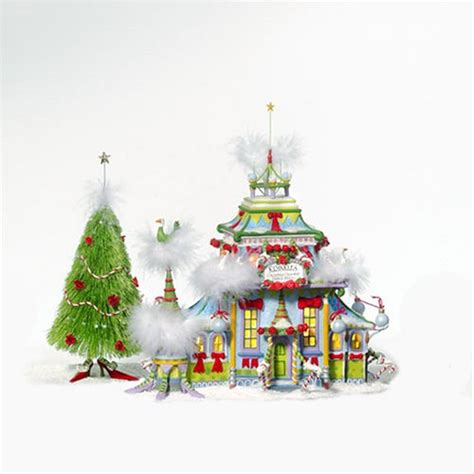 department 56 north pole krinkles xmas ornament studio