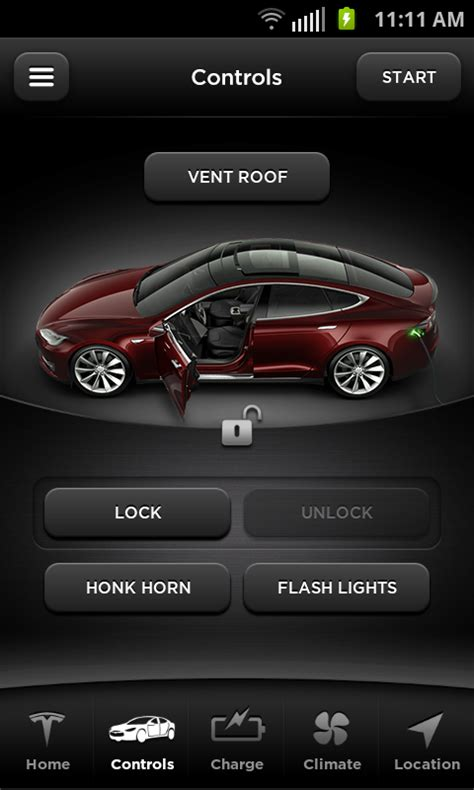 Tesla Car Apps by Tesla Motors Beta Android Apps On Play