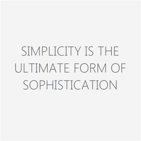 steve quotes simplicity quotesgram