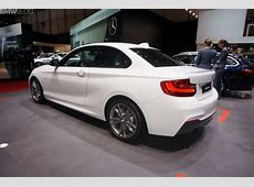 2015 BMW 2 Series Coupe US Pricing and Changes