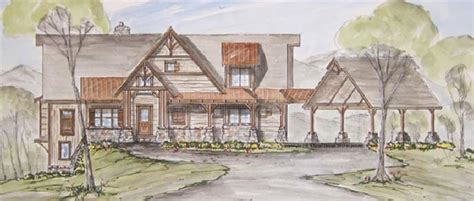 Bozeman Cottage Plan Details  Natural Element Homes
