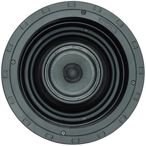 sonance in ceiling speakers sonance visual performance vp86r in ceiling speakers