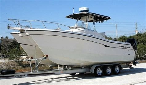 Fishing Boat Electronic City Phone Number by 2000 Grady White X 26 Tigercat 26ft Fishing Boat W Twin
