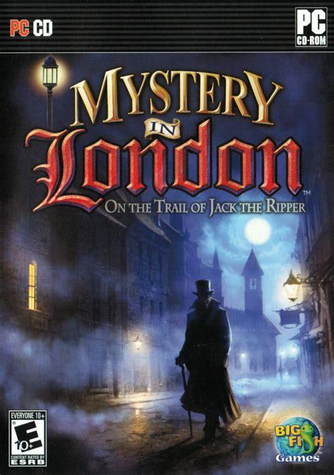 mystery  london  macintosh  mobygames