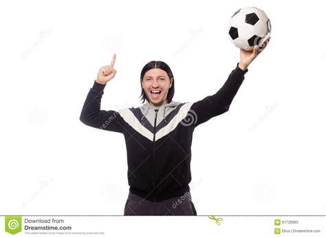 l homme dans le concept de sports d isolement sur le blanc photo stock image 61726683
