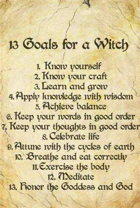 goals   witch aphynity