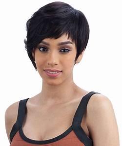 Saga 100 Brazilian Remy Human Hair Wig SUNSHINE