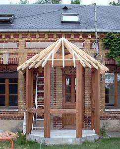Sas D Entree A Faire Sois Meme : charpentes complexes en bois ~ Premium-room.com Idées de Décoration