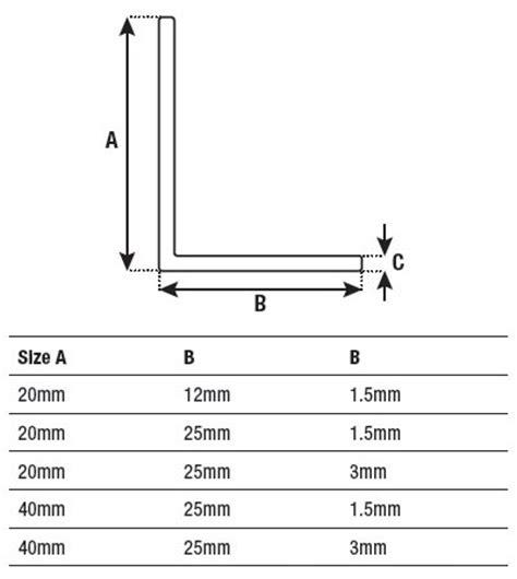 Tile Edge Trim by Dta Edge Trim Unperforated Aluminium L Shape Angle 4
