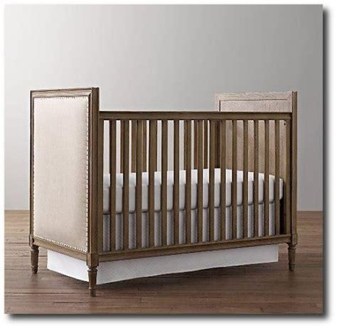restoration hardware baby crib style children s furniture