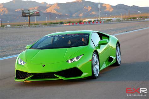 Las Vegas Exotics Racing gets the first Lamborghini ...