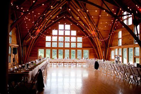 barn wedding venues in ma bramble hill farm wedding in amherst ma