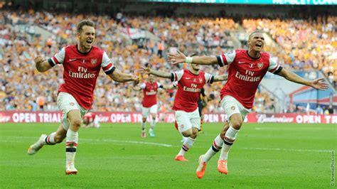 Arsenal 3 - 2 Hull City - Match Report | Arsenal.com