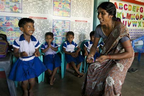 education  early childhood unicef sri lanka