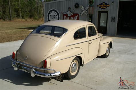 Vintage Volvos For Sale by 1961 Volvo Sport Pv544 2 Door Coupe Classic Vintage No Reserve