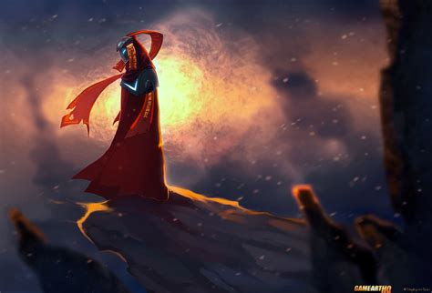 Journey Game Art By Fans