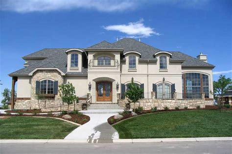 luxury house plans home design english provincial