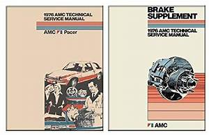 1976 Amc Pacer Technical Service Manual