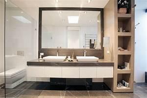 Wandspiegel Design Modern : haus in offener bauweise puristisch einmutende einrichtung von canny ~ Indierocktalk.com Haus und Dekorationen