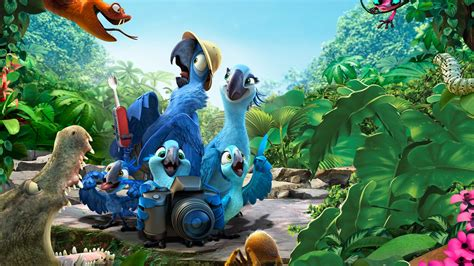 Cute Wallpapers For Laptops 2014 Rio 2 Movie Wallpapers Hd Wallpapers Id 13340