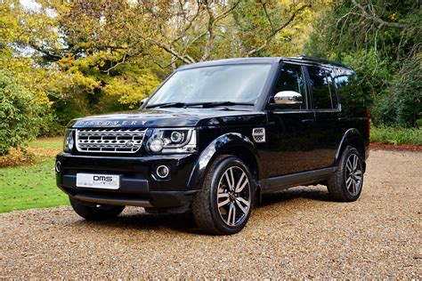 land rover discovery 4 land rover discovery 4 3 0 sdv6 hse dms cars