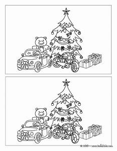 Christmas tree and gifts online games - Hellokids com