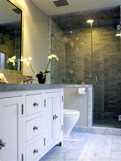 small spa bathroom ideas small space spa like feel this bathroom designed by linda maglia is both modern and