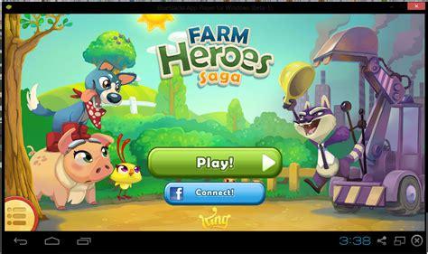 Farm Heroes Saga For Pc  Free Download Techbeasts