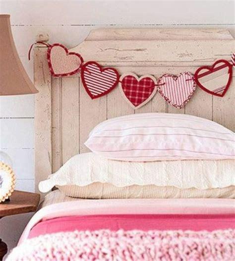 chambre a coucher amoureux déco chambre pour valentin