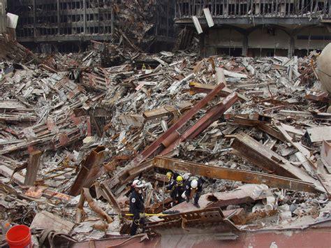 911 ødeleggelsen Av Wtc Tårnene Ny Tid