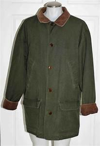 ll bean canvas chore field barn jacket coat mens xl tall With big and tall barn coat