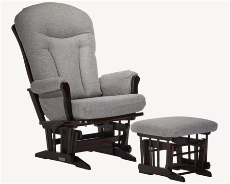 dutailier glider and ottoman dutailier classic 858 grand sleigh wooden glider chair