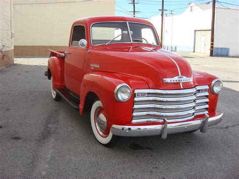 chevy truck car all american classic cars 1950 chevrolet 3100 pickup truck