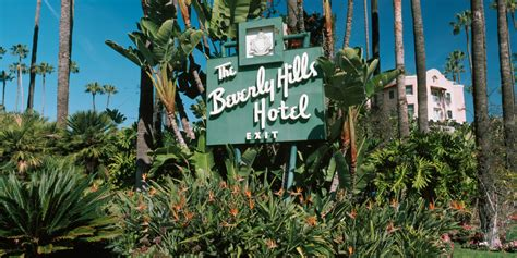 Beverly Hills Hotel The Subject Of Boycott Over Ties To