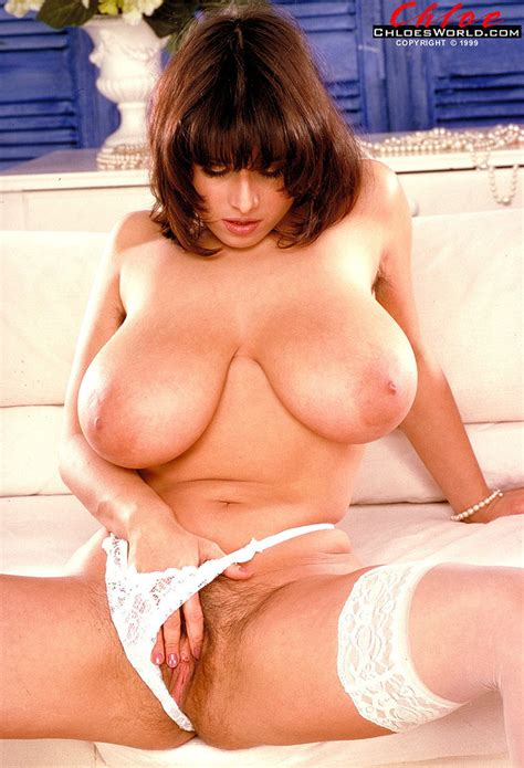 Big Tits Hairy Pussy Blonde