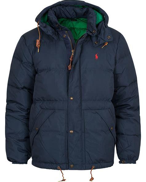 Polo Ralph Lauren Elmwood Down Jacket Portland Navy Hos