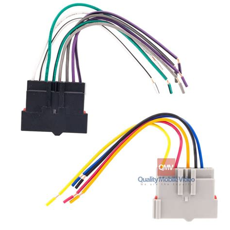 Metra Car Stereo Wire Harness For Ford