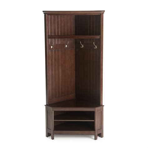 Entryway Bench With Shoe Storage And Coat Rack by Corner Tree Bench Storage Shoe Rack Coat Foyer