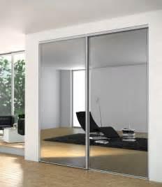 Porte De Placard Coulissante Miroir 2 Vantaux by Dressing Porte Placard Sogal Mod 232 Le De Porte De